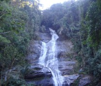 Environmental Conservation Waterfall