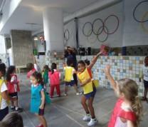 Children Care House Rio de Janeiro Olympiads