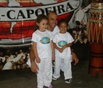 Children Care House Rio de Janeiro Brazilian Capoeira