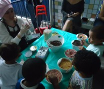 Children Care House Rio de Janeiro Brigadeiro Time