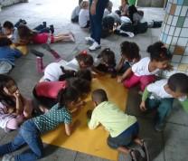Children Care House Rio de Janeiro Draw Painting