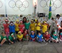 Children Care House Rio de Janeiro Group of Kids