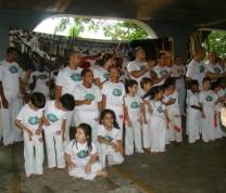Children Care House Rio de Janeiro Kids Capoeira