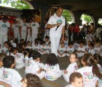 Children Care House Rio de Janeiro Learning Capoeira