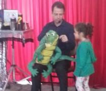 Children Care House Rio de Janeiro Story Time