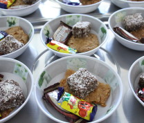 Community Center Australian Day Food