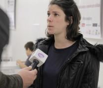 Community Center First Day Interview Volunteer