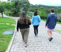 Community Center Wild Life Visit Walk