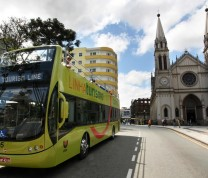 Curitiba Turism Bus