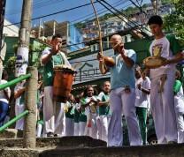 Educational Center Volunteer Capoeira Time