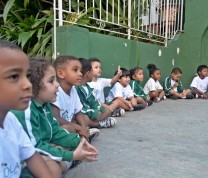 Educational Center Volunteer Kids Circle