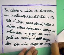 Educational Center Volunteer Kids Message