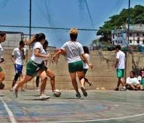 Educational Center Volunteer Kids Soccer