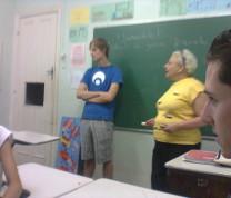 Educational Center Volunteer Presentation