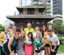 Faculty-Led Japonese Culture in Brazil NDSU