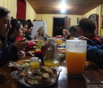 International Service Learning Dinner