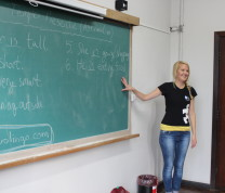 Internship Caroliina Teaching