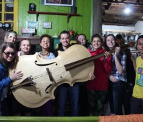 NMC Group Bass Instrument Brazil  International Service Learning Program