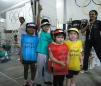 Children Care House Rio de Janeiro Olympiad