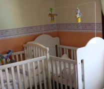 Volunteer Childreen Care House Babies Room