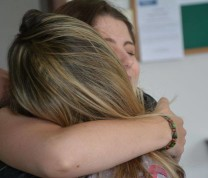 Volunteer Teach Abroad Hugs