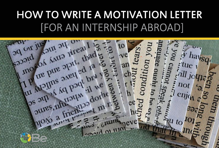 How to write a cover letter for an internship abroad brazilian.