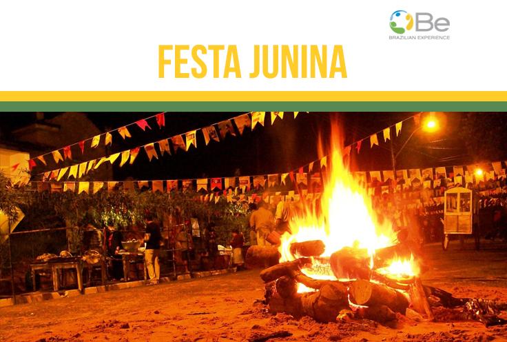 Festa Junina June Festivity Brazilian Experience