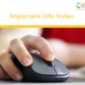 important-info-index