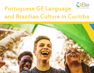 Portuguese GE Language and Brazilian Culture in Curitiba CAPA