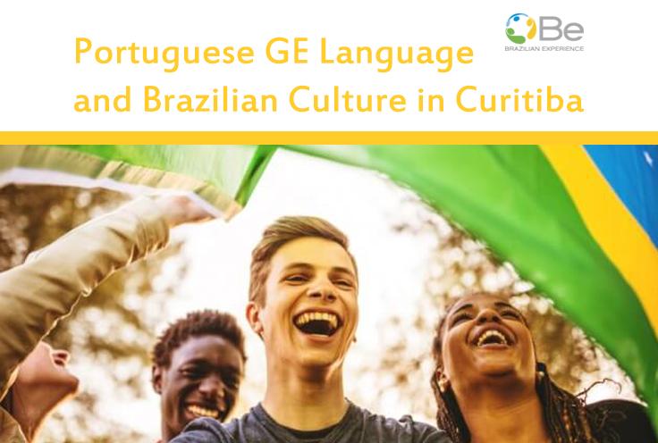 Portuguese GE Language and Brazilian Culture in Curitiba CAPA